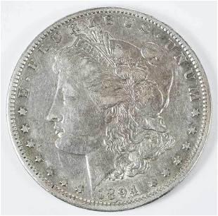 1894O Morgan Dollar