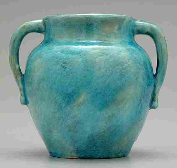 W.B. Stephen handled vase,
