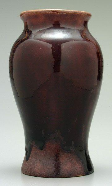 W.B. Stephen vase,