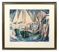 333 Carson Sutherlin Davenport painting
