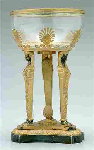 Empire center bowl,