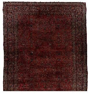 Kashan or Sarouk rug,
