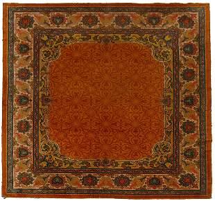 20th century European rug,