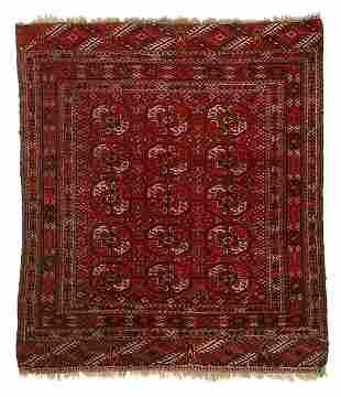 Tekke Turkoman rug,