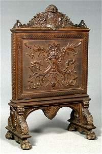 1065: Renaissance-style folio stand,