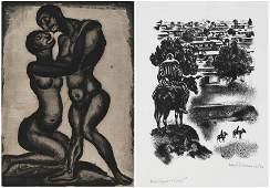 Two Modern Prints