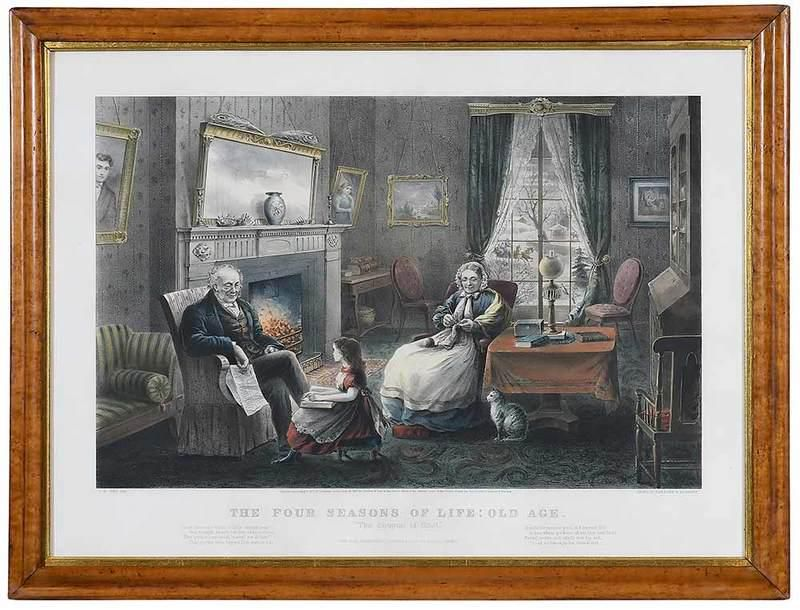 Currier and Ives, Publisher