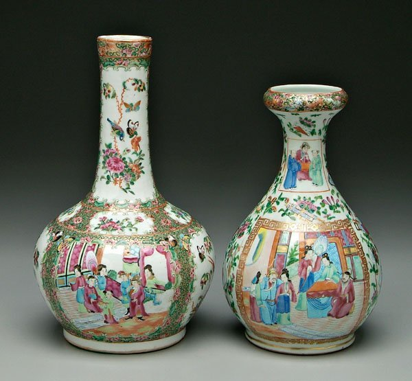 7: Two pieces Chinese porcelain,