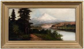 344: California School painting,