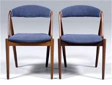 504: Pair Finn Juhl armchairs