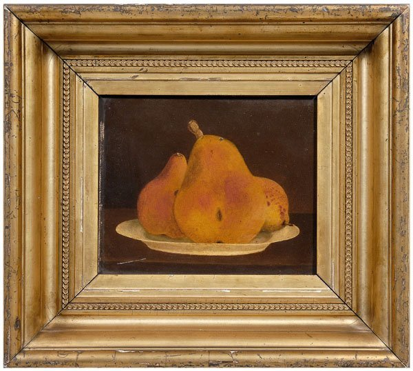 5: American School still life painting,