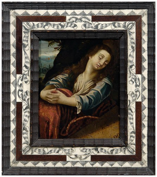 737: 18th century Old Master painting,