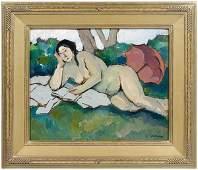 898: Pierre De Belay painting