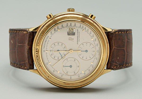154: Audemars Piguet wristwatch,