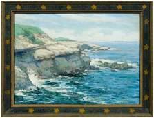 274: Charles Clarke painting