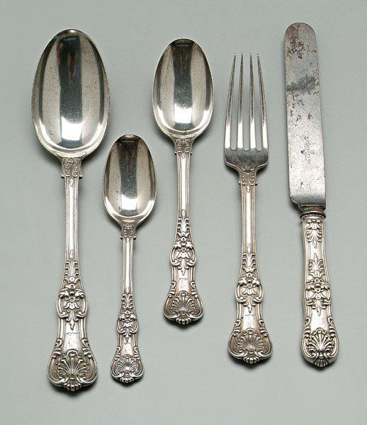 748: Tiffany English King sterling