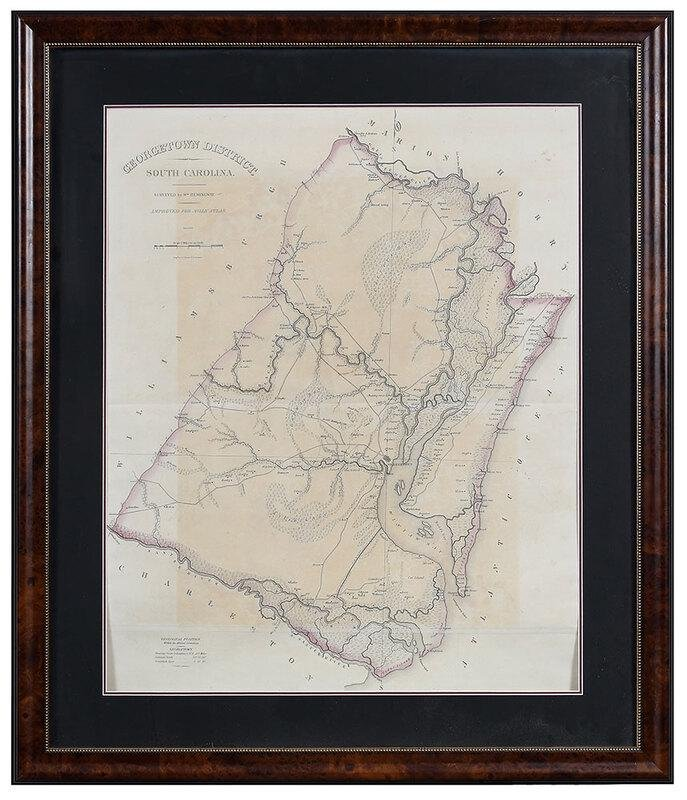 Mills - Georgetown District, South Carolina