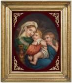 Italian School Painting, Raphael