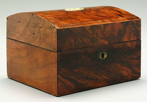 5: Stereo view card box,