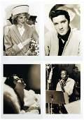 470: Hulton Getty celebrity photographs