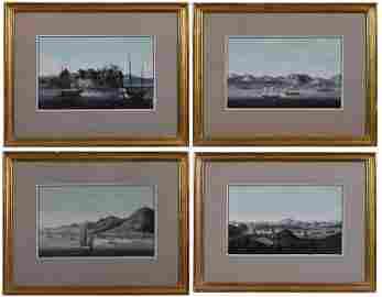 Chinese Export Paintings, Studio of Tingqua
