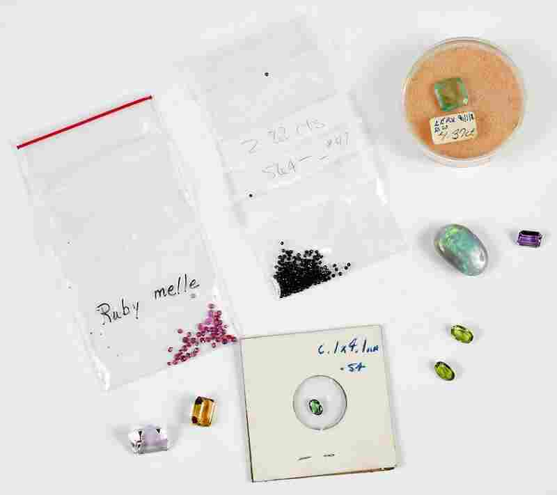 Large Group Assorted Loose Gemstones