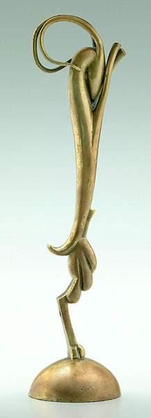 Schweiger brass ibex,