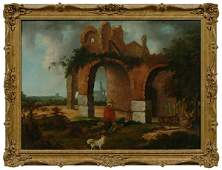 Old Master-style painting,