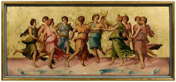6: Painting after Baldassare Peruzzi,