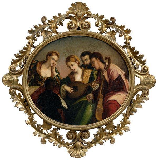 19: European School painting,