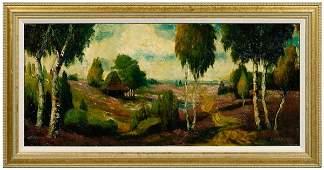 403: John Alonso Williams painting
