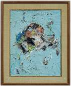 226: Pietro Lazzari painting