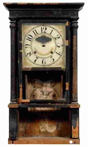 Augusta classical shelf clock,