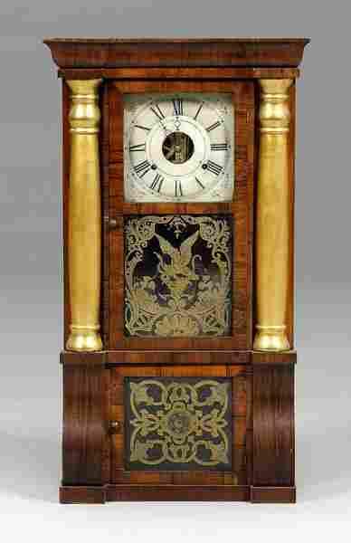 142: Classical shelf clock,