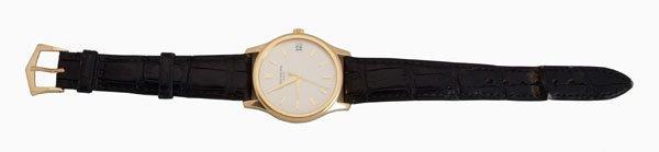 324: Patek Philippe wristwatch,