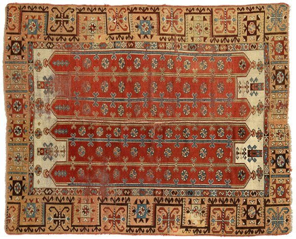 1: Konya rug,