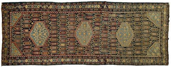 10: Baku long rug,