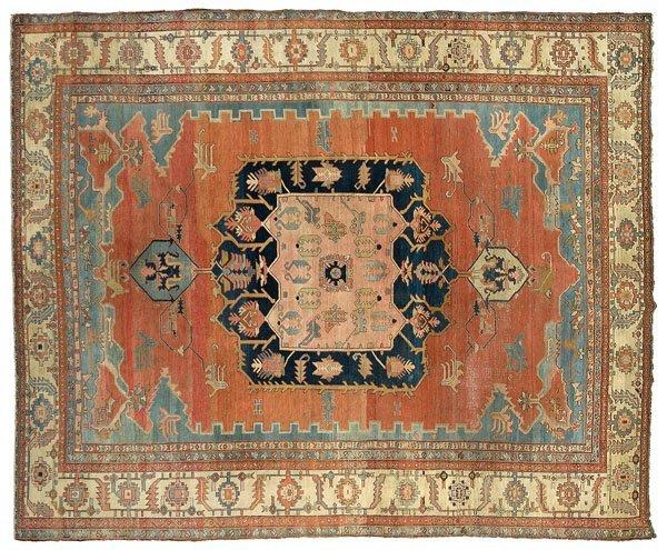 12: Bakshaish carpet,