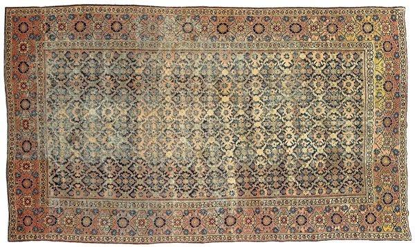 17: Khorasan rug,