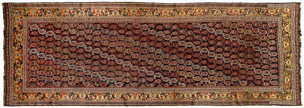 20: Shiraz carpet,