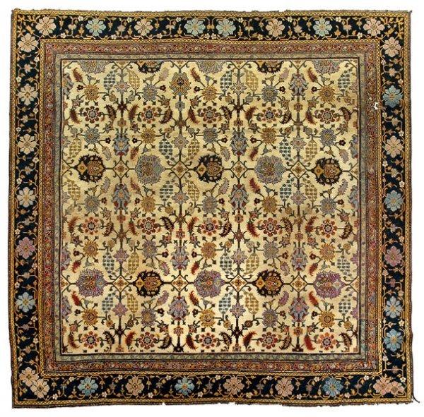 23: Agra carpet,