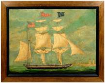 477 Maritime painting