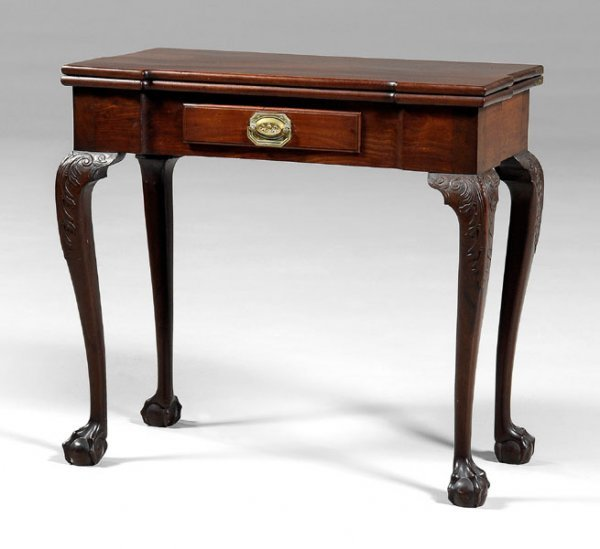 485: The Harwood Family Boston Chippendale