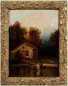 531 American School painting