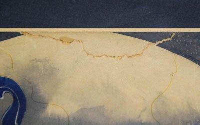 893: Toshio Aoki watercolor - 6