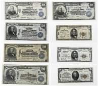Eight Pennsylvania National Notes