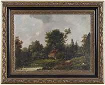 British School Painting