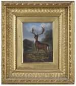 Scottish or British School Painting