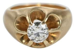 14kt. Diamond Ring