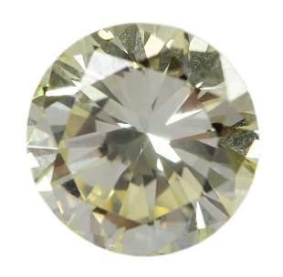 3.02ct. Diamond